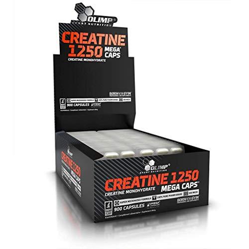 2 x Olimp Creatine 1250, 900 Mega Caps (2er Pack)