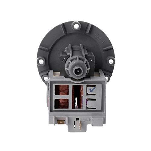 binbin Duradera 1PC desagüe de la Bomba de Agua del Motor Outlet Motors Lavadora Partes aptas for el Samsung LG Midea Little Swan