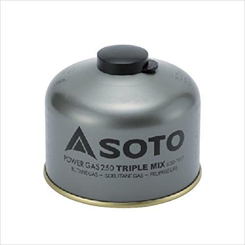 ソト(SOTO) パワーガス250 トリプルミックス SOD-725T