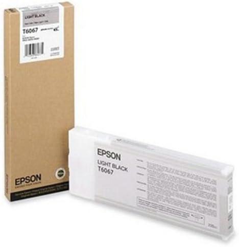 Epson Light Black UltraChrome K3 Ink Cartridge 220ML for Stylus Pro 4800/4880