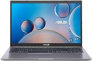 "ASUS VivoBook 15 F515JA-BR097T - Portátil de 15.6"" HD (Intel Core i3-1005G1, 8GB RAM, 256GB SSD, Intel UHD Graphics,..."