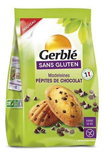 Gerblé Madeleines Pépites Chocolat sans Gluten 210 g