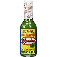 El Yucateco Green Chile Habanero Sauce, 4 oz.