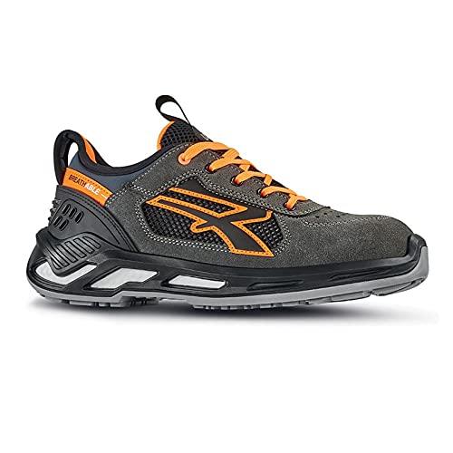 scarpe scarpa uomo U POWER Scarpe Antinfortunistica - RYDER S1P SRC ESD-43 EU