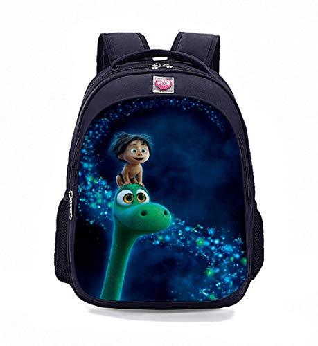 Schoolrugzak, tiener rugzak dinosaurus patroon student bookbag rugzak rugzak 14