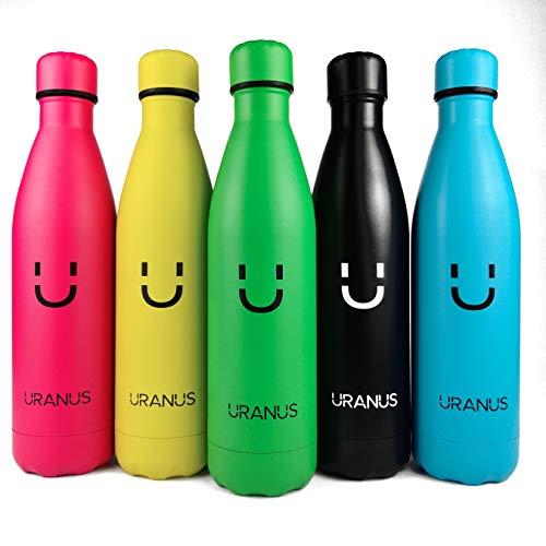 Uranus Bottles ADOTTA Un Koala – Bottiglia Termica 750ml Acciaio Inox – Sport, Ufficio, Uso...