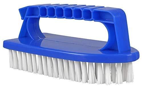 well2wellness® Pool Handbürste Reinigungsbürste mit Griff (021433)