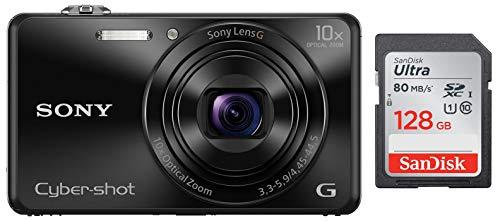 Sony Cybershot DSC-WX220/B