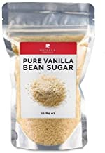 Vanilla Sugar - Heilala Vanilla Bean Sugar, Made with Ethically Sourced Vanilla Beans from Polynesia, Perfect for Coffee, Cocktails, Hot Chocolates or Dusting over Pancakes and Baking, 11.6 oz