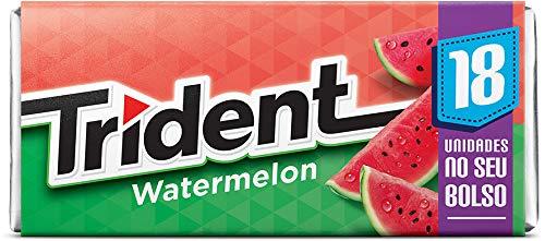 Goma de Mascar Watermelon 18S Trident 30,6g