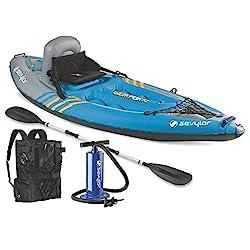 Best Beginner Coleman Quikpak K1 1-Person Kayak