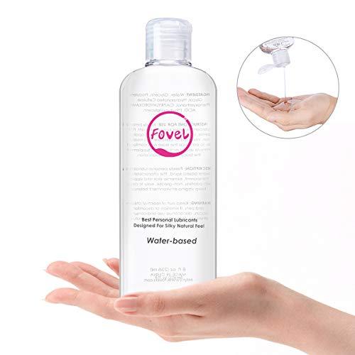 Lubrifiant à base d'eau Fovel Gel...