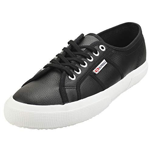 Superga 2750-efglu, Zapatillas de Gimnasia Mujer, Negro (Black 999), 41 EU