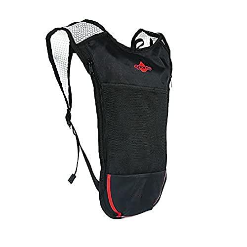 Ultraleichter 8L Kleiner Rucksack für Cross-Country-Trailrunning Outdoor-Einschulter-Wassersack für Herren und Damen Unisex