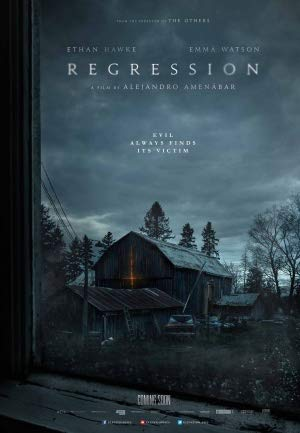 Regression - Ethan Hawke – Canadian Movie Wall Poster Print - A4 Size Plakat Größe