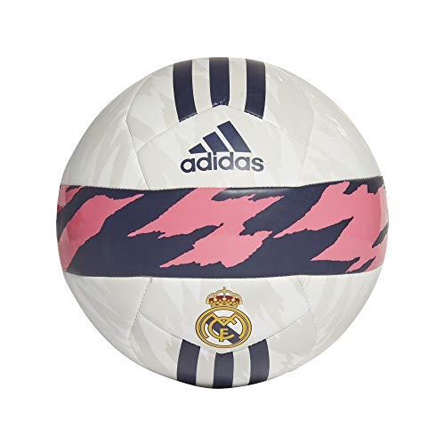 adidas RM CLB Balón, Hombres, Blanco, 5