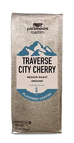 Paramount Roasters Ground Coffee (Traverse City Cherry)