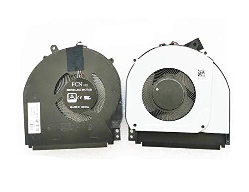 CPU Cooling Fan for HP X360 14-DH 14M-DH 14-DH0036tx 14-DH1036tx L51102-001 TPN-W139