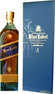 Johnnie Walker, Blue Label, 1 Liter, 40% vol.