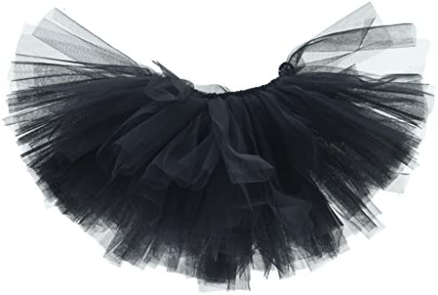 Handcrafted in USA Black Tulle Tutu for Large Dogs product image