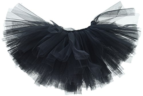 Handcrafted in USA Black Tulle Tutu for Large Dogs