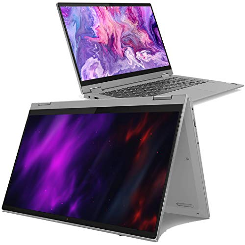 Lenovo IdeaPad Flex 5 14' 2-in-1 Touch Screen Convertible Laptop Tablet Core i7-1165G7 CPU 8GB RAM 512GB SSD Storage Windows 10 82HS0033UK