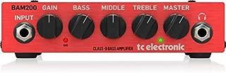 TC Electronic Bass Amplifier Head (BAM200)