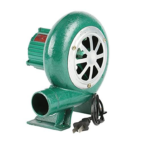 LLYLA Ventilador centrífugo para barbacoas de Velocidad Variable, Ventilador de forja Blacksmith,...