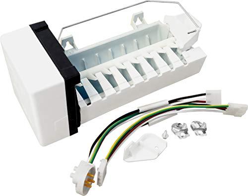 ClimaTek Upgraded Refrigerator/Freezer Icemaker & Harness for Kenmore D7824706