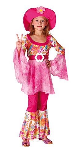 Boland - CS886928 - Costume happy diva taille 7/9 ans