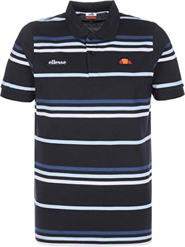 ellesse Lewoodio Polo Shirt Navy L