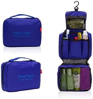 Organizer da appendere, borsa unisex, di lusso, pieghevole, ottima per toeletta, trucco, trekking, palestra, borsa multius...