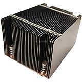 Dynatron R23 LGA 2011 Socket R Vapor Chamber 2U Aluminum Passive CPU Cooler