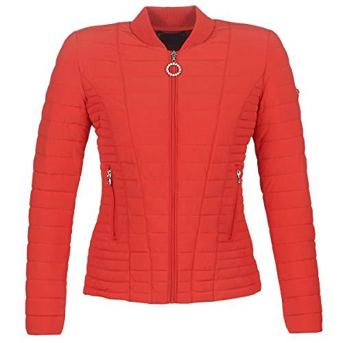 Guess Vera Jacket Mäntel Damen Rot - M - Daunenjacken Outerwear