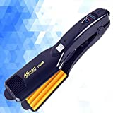 JVVD Professional Hair Waver Crimper with Temperature Control for Women