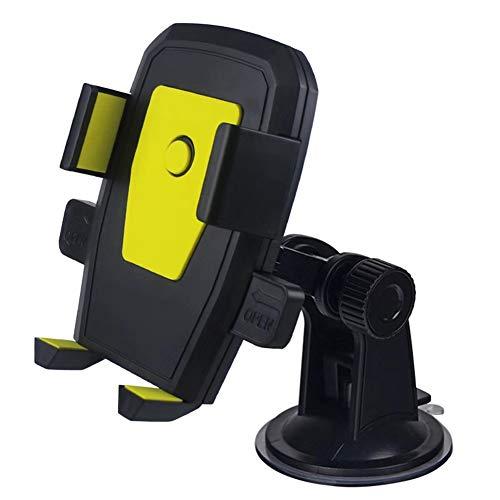 Jsx Tablero del Parabrisas del automóvil, Soporte para teléfono móvil, Orificio de Escape, Soporte para teléfono móvil, Brazo telescópico, Soporte para teléfono para automóvil,
