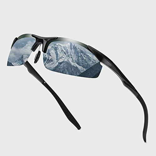 Gafas de sol de conductor, marco deportivo, protección sola