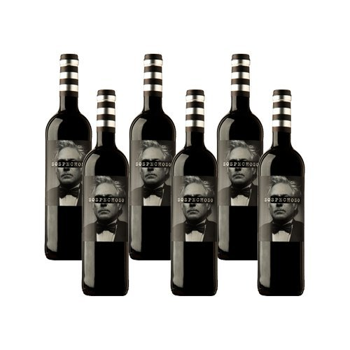 Sospechoso - Vino Tinto - 6 Botellas