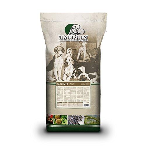Balduin Gourmet, 15 kg (Trockenfutter für Hunde)