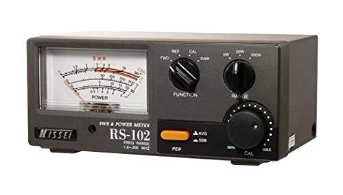 Medidor de Ondas estacionarias y vatímetro NISSEI RS-102