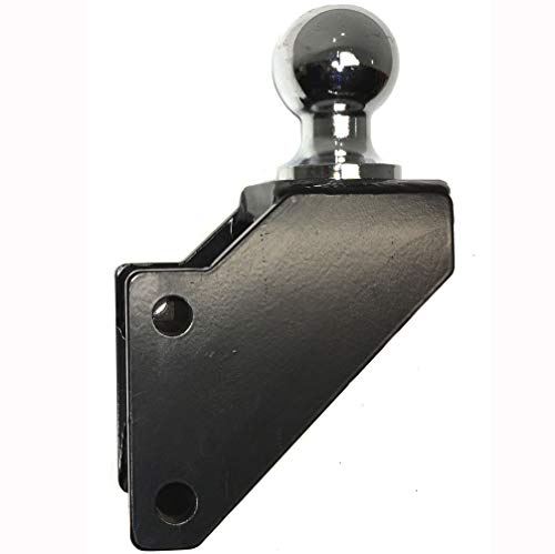 Big Save! Shocker Raised Ball Mount Attachment +2 Rise to -1 Drop, Includes 2-5/16 Ball