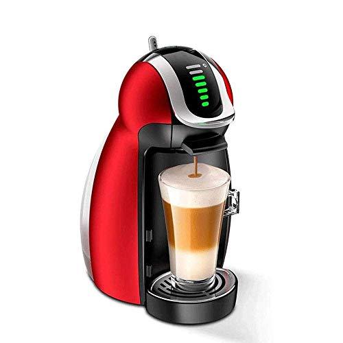 Automatic Capsule Coffee Machine,1500W Espresso Coffee Machine, Household Small Soy Milk Tea Drink Machine, Automatic Cleaning, 1000Ml Water Tank espresso maker XIEJING