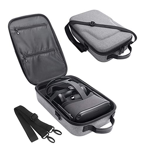 Best Deals! Simumu Travel Case for Oculus Quest VR Gaming Headset and Controllers Accessories Carryi...