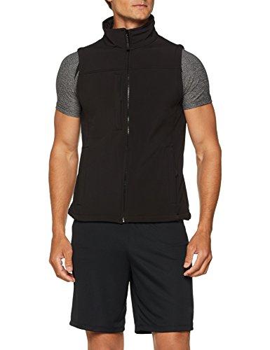 Regatta Mens Flux Warm Workwear Stretch Softshell Gilet Bodywarmer
