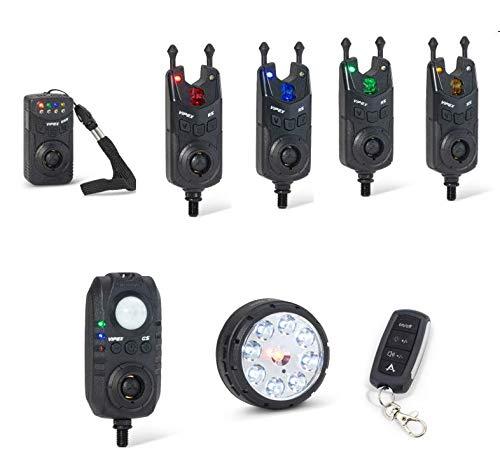 Anaconda Vipex RS Profi Set 4 + 1 + TL + BW Bissanzeiger, Zeltlampe 2054254