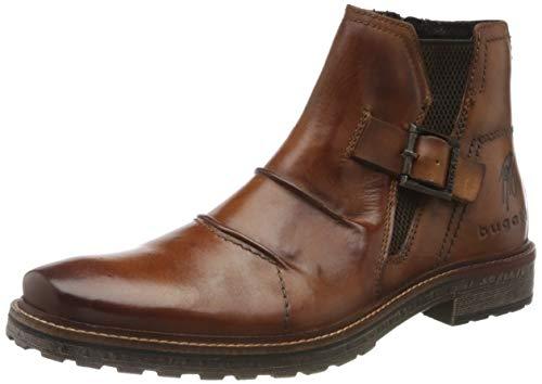 bugatti Herren 311382381100 Klassische Stiefel, Braun, 45 EU