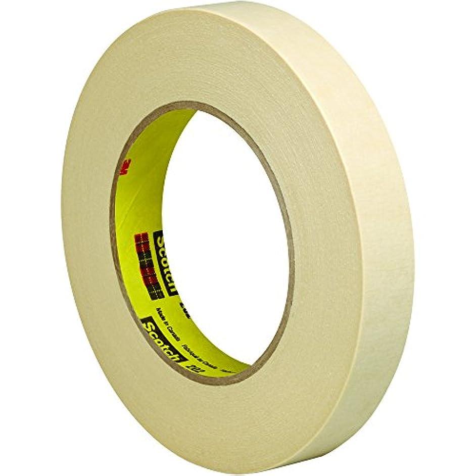 3M 202 Masking Tape, 3/4