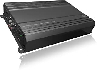 JVC KS-AX204 Bridgeable 4-Channel Car Audio Power Amplifier 600 Watt Max.