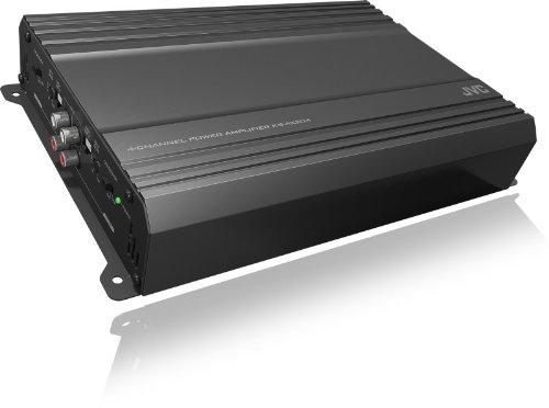 JVC KS-AX204 versterker, 600 W, zwart