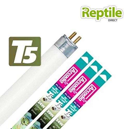 Ardacia FD324T5 D3 Reptile Lampe T5, 24 watt